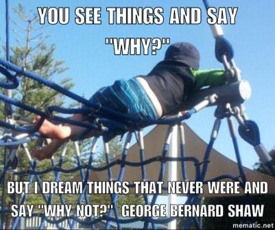 Leo and George Bernard Shaw